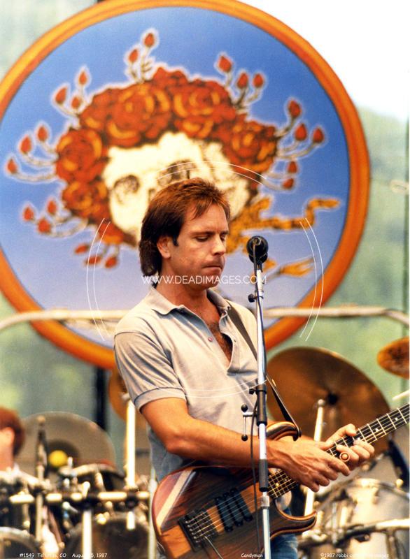 Bob Weir - August 15, 1987