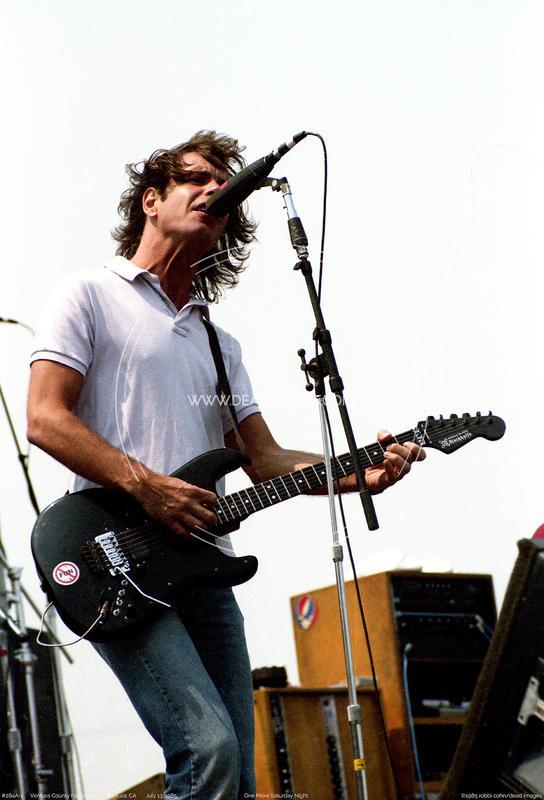 Bob Weir - July 13, 1985