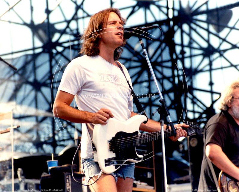 Bob Weir - July 29, 1988