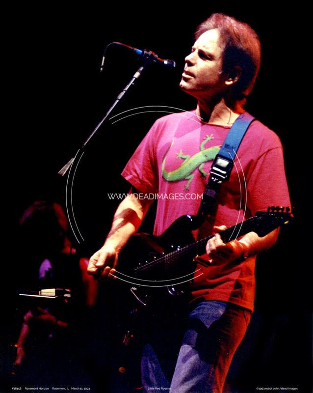 Bob Weir - March 11, 1993