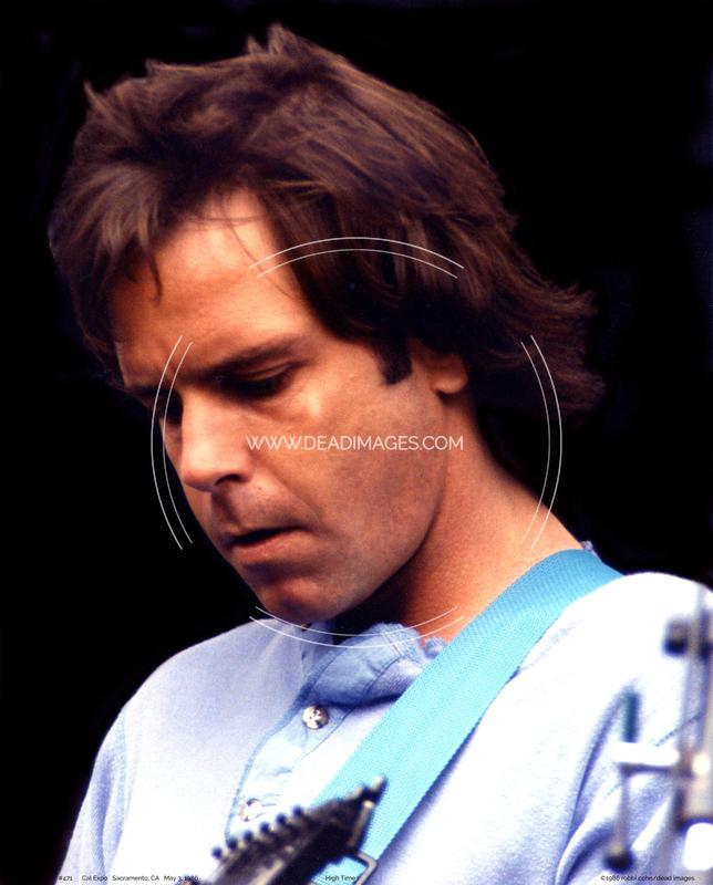 Bob Weir - May 3, 1986