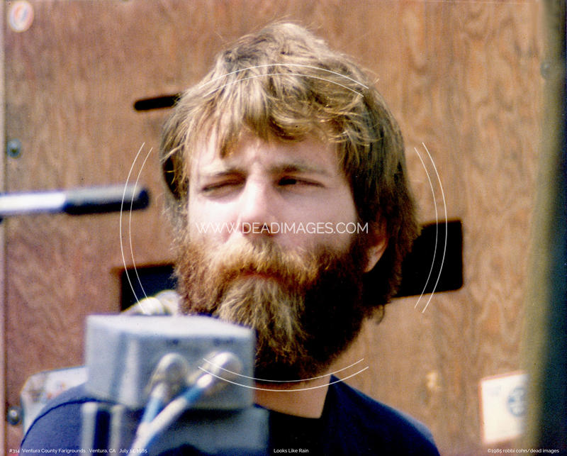Brent Mydland - July 14, 1985