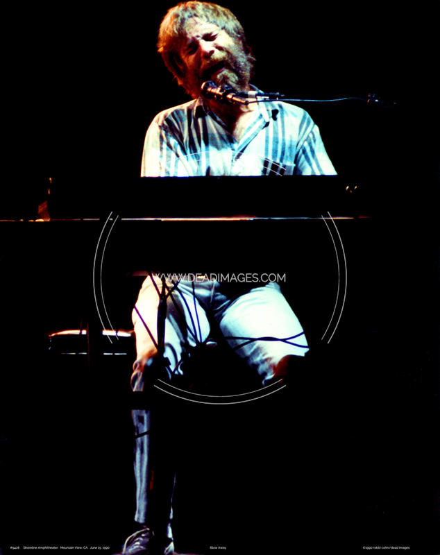 Brent Mydland - June 15, 1990