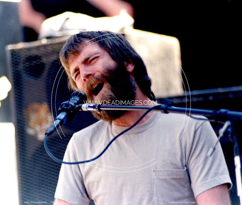 Brent Mydland - May 1, 1988
