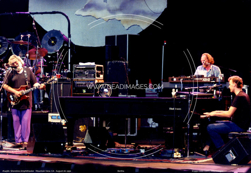 Grateful Dead - August 16, 1991