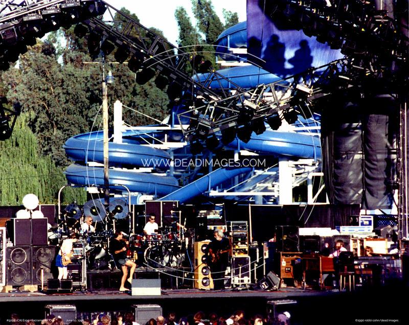 Grateful Dead - June 10, 1990