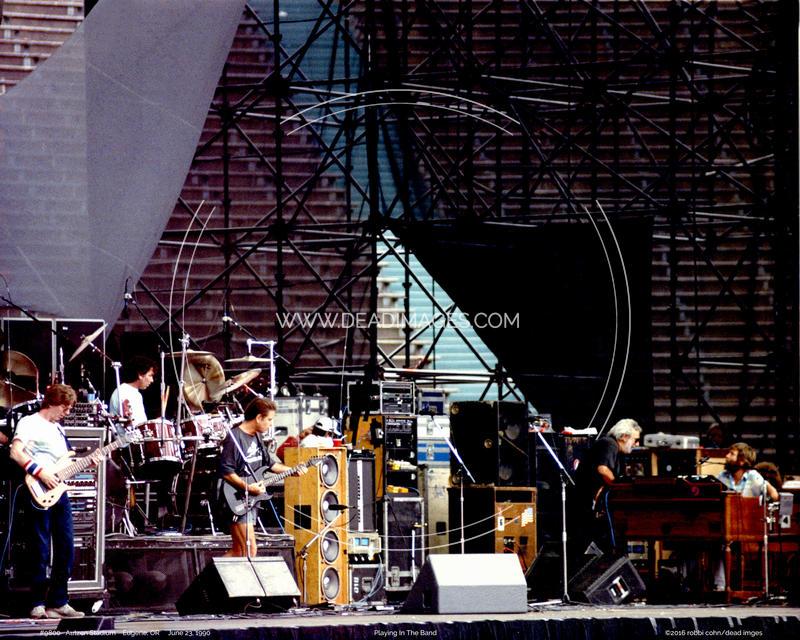 Grateful Dead - June 23, 1990