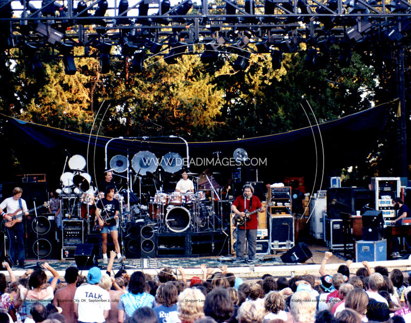 Grateful Dead - September 2, 1985