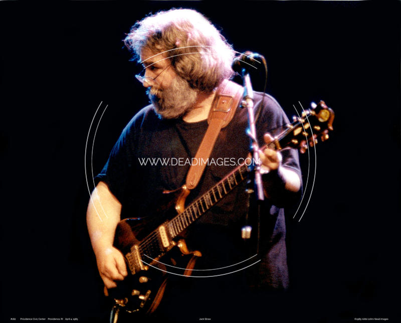 Jerry Garcia - April 4, 1985