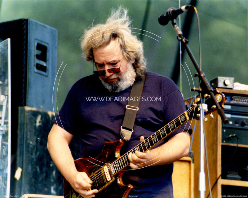 Jerry Garcia - August 15, 1987 - Telluride, CO