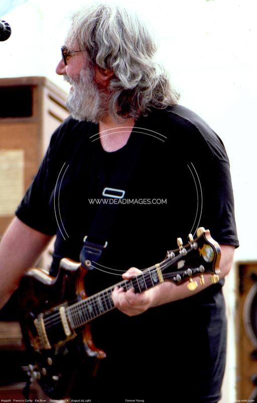Jerry Garcia - August 29, 1987