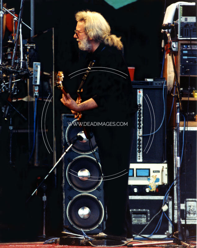 Jerry Garcia - June 18, 1989