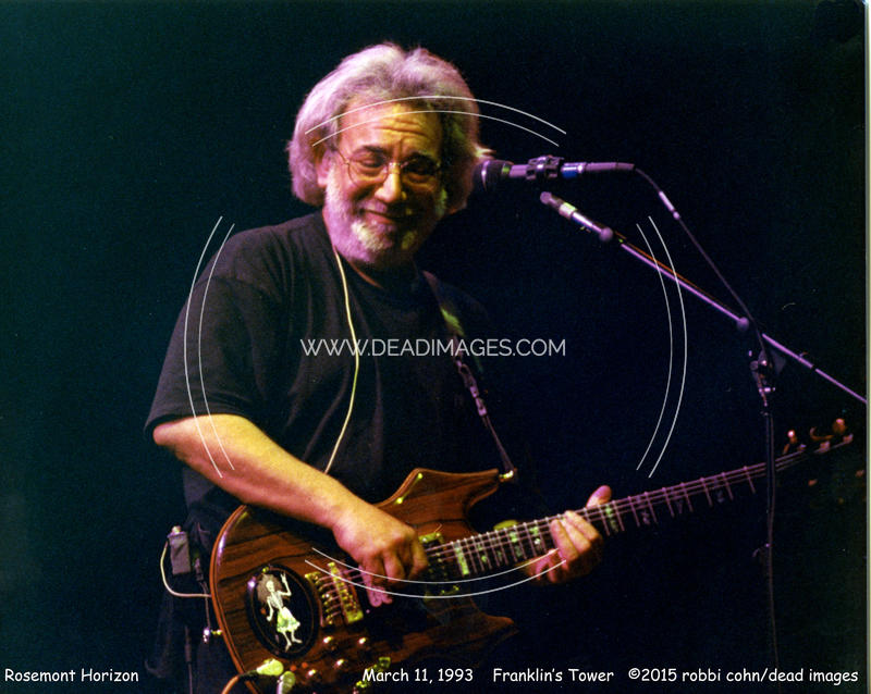 Jerry Garcia - March 11, 1993