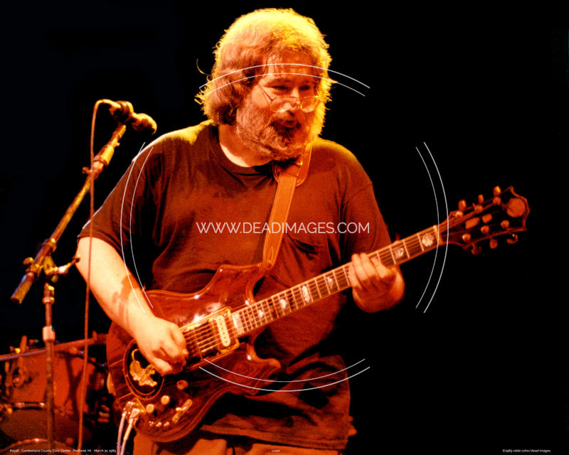 Jerry Garcia - March 31, 1985