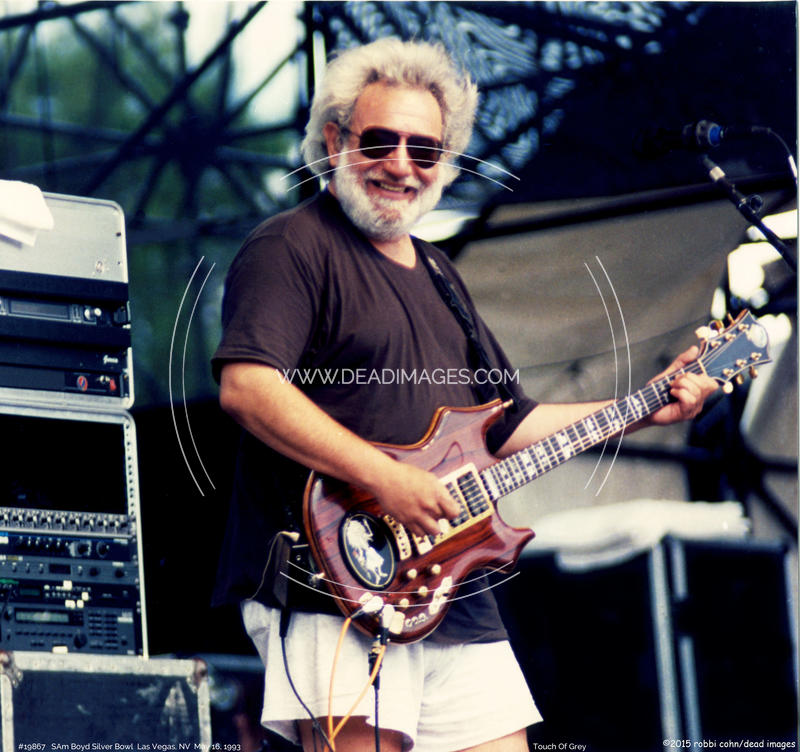 Jerry Garcia - May 16, 1993 - Las Vegas, NV