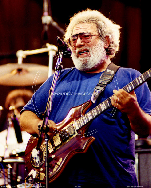 Jerry Garcia - May 20, 1992 - Sacramento, CA