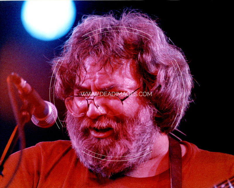 Jerry Garcia - May 23, 1985 - Denver, CO