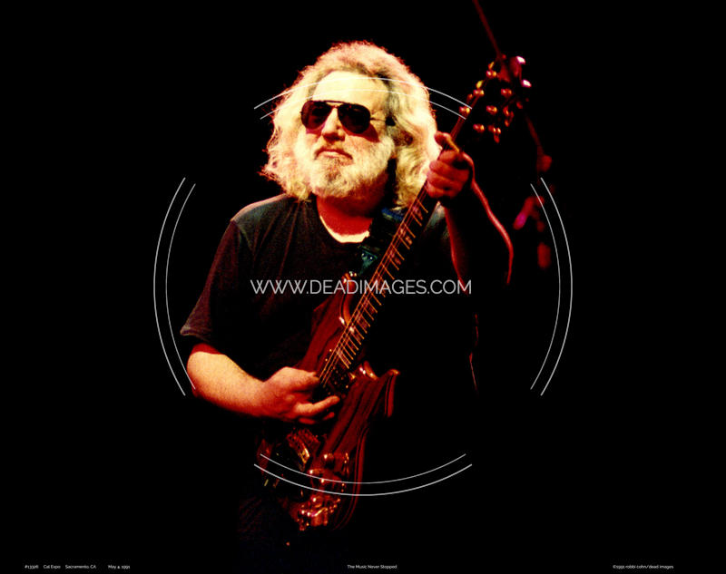 Jerry Garcia - May 4, 1991 - Sacramento, CA