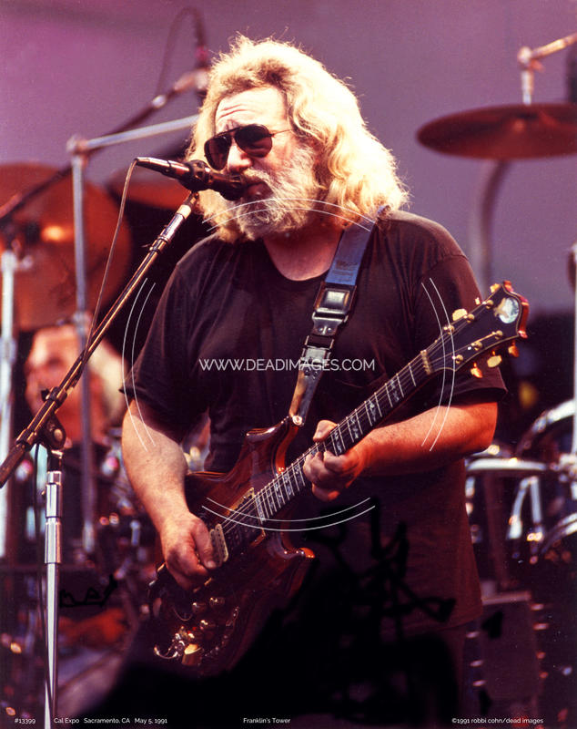 Jerry Garcia - May 5, 1991