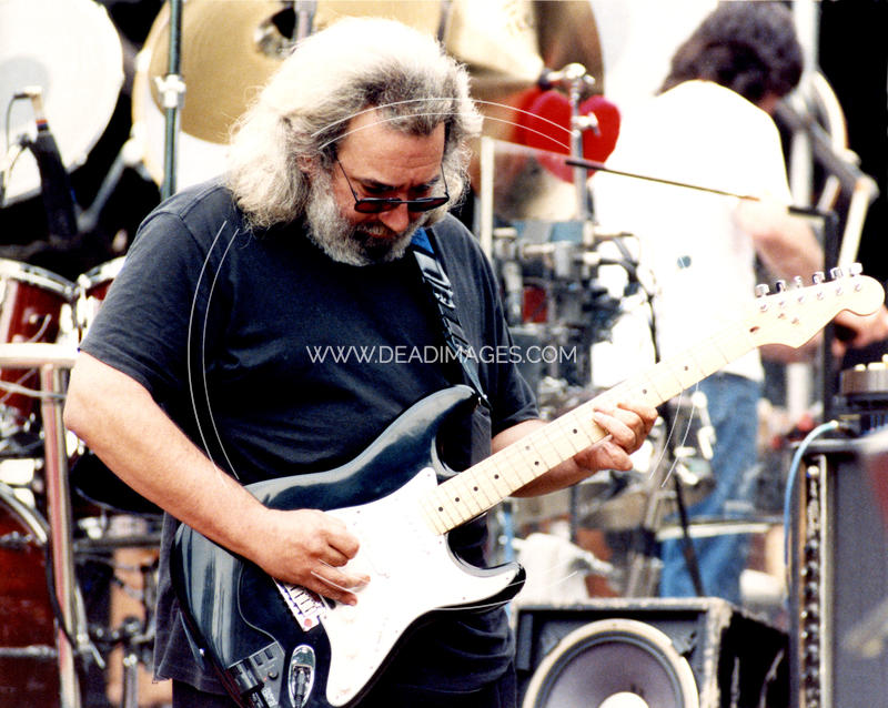 Jerry Garcia - May 7, 1989 - Palo Alto, CA