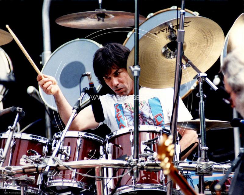 Mickey Hart - May 7, 1989