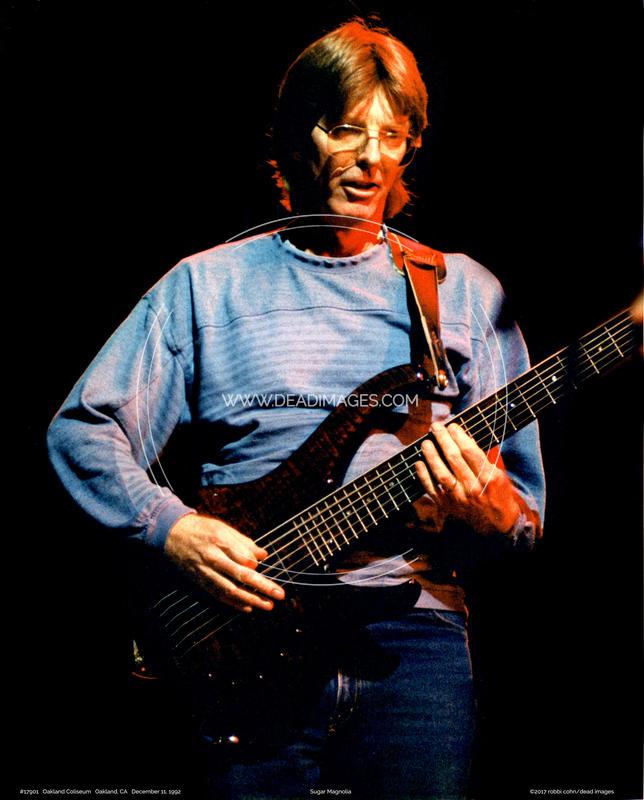 Phil Lesh - December 11, 1992
