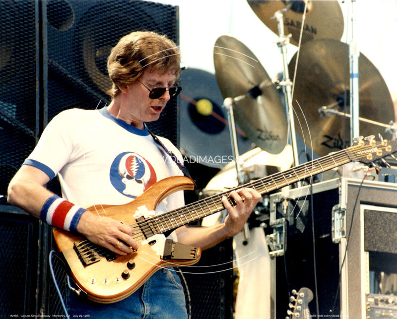 Phil Lesh - July 29, 1988