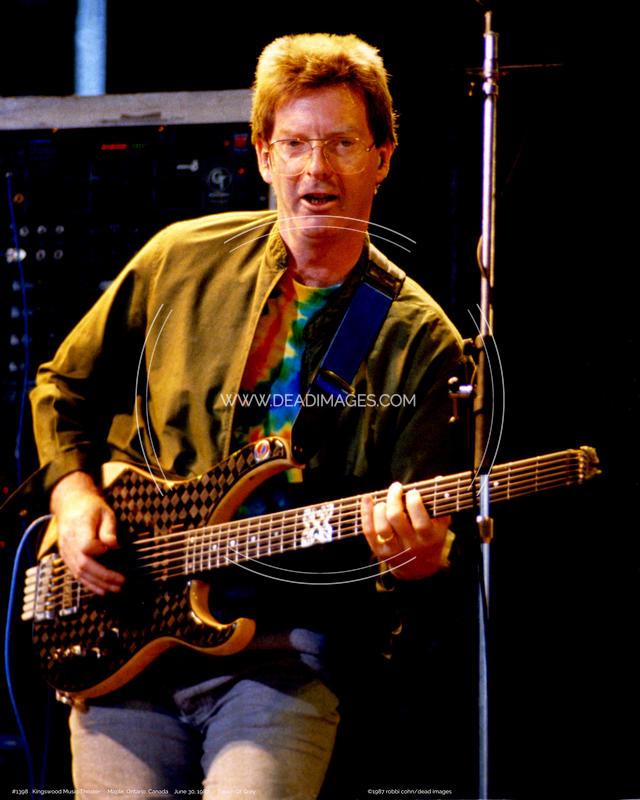 Phil Lesh - June 30, 1987