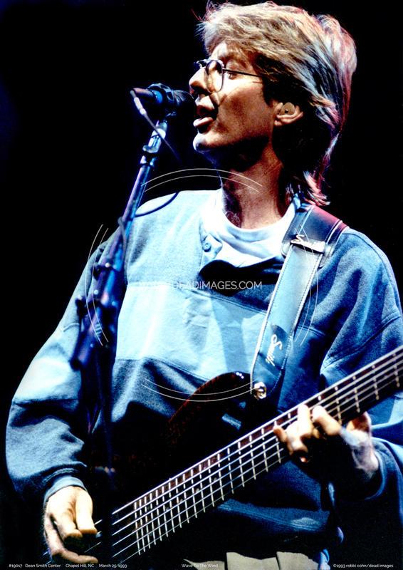 Phil Lesh - March 25, 1993