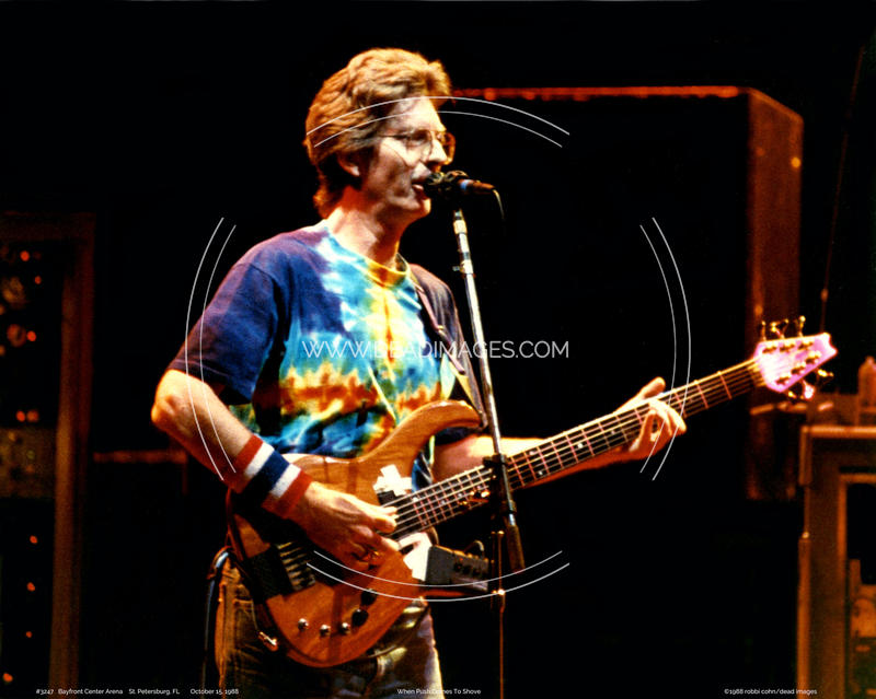 Phil Lesh - October 15, 1988