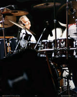 Bill Kreutzman - May 6, 1989