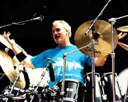 Bill Kreutzman - May 7, 1989