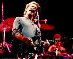 Bob Weir - May 11, 1991 - Mountain View,