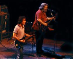 Bob Weir, Jerry Garcia - March 21, 1985