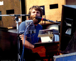 Brent Mydland - July 13, 1985