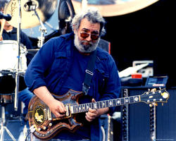 Jerry Garcia - April 30, 1988 - Palo Alto, CA