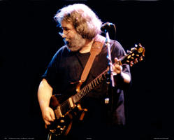 Jerry Garcia - April 4, 1985 - Providence, RI