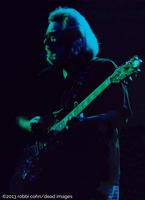 Jerry Garcia - April 6, 1989