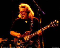 Jerry Garcia - April 6, 1989 - Ann Arbor, MI