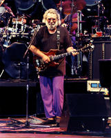 Jerry Garcia - August 16, 1991 - Mountain View, CA