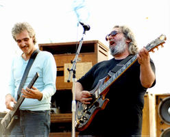 Jerry Garcia - August 29, 1987 - Garberville, CA