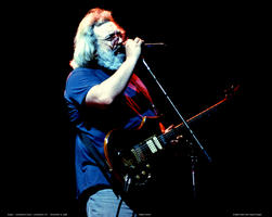 Jerry Garcia - December 11, 1988 - Long Beach, CA