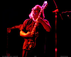 Jerry Garcia - December 28, 1988 - Oakland, CA