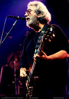Jerry Garcia - December 3, 1992 - Denver, CO
