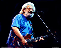 Jerry Garcia - January 25, 1993 - Oakland, CA