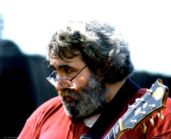 Jerry Garcia - July 14, 1985 - Ventura, CA