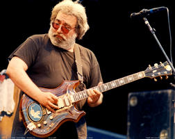 Jerry Garcia - July 15, 1988 - Berkeley, CA