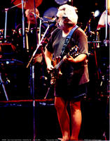Jerry Garcia - July 19, 1990 - Noblesville, IN