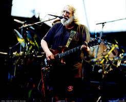 Jerry Garcia - July 9, 1995 - Chicago, IL