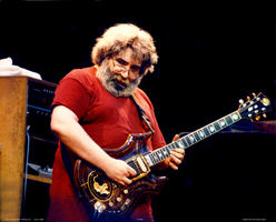 Jerry Garcia - June 14, 1985 - Berkeley, CA